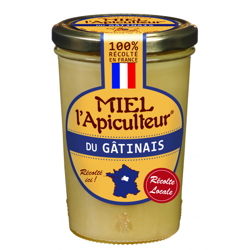 Miel du Gâtinais MIEL...