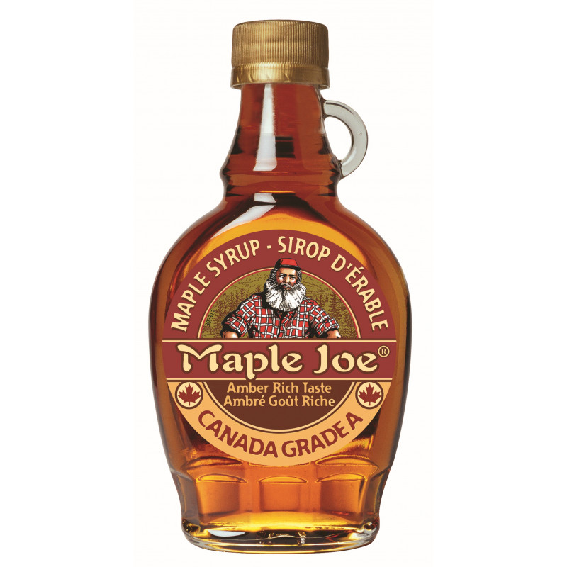 Sirop d'Érable Maple Joe®...