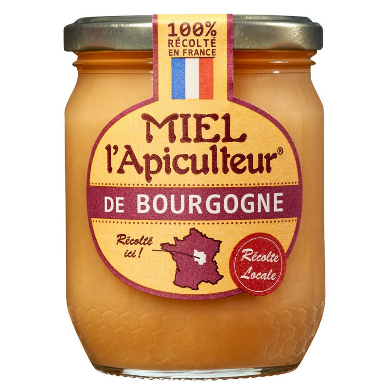copy of Miel de bourgogne